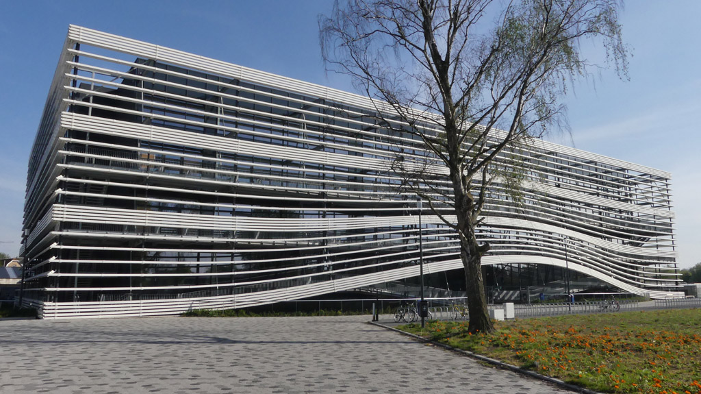campus Schoonmeersen gebouw T